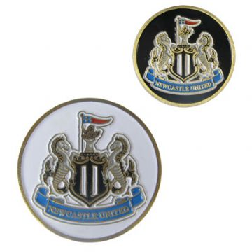Newcastle United Golf Ball Marker